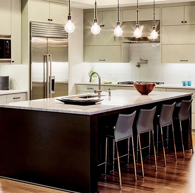 Perfection Painting & Fine Home Finishing Kitchen Remodeling